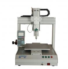 深圳厂家全自动三轴自动点胶机AS-331D-1,灌胶机,编程简单,用途广泛