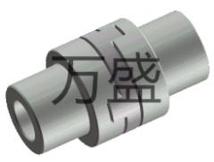 万盛专业的梅花联轴器出售 梅花弹性联轴器厂家