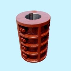 JQ系列夹壳联轴器出售 万盛专业生产制造