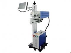 陶瓷电容喷码机 激光加工设备 激光喷码机价格