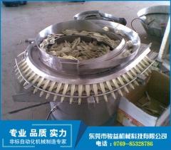 厂家专业,生产定制餐饮行业振动盘,五金行业振动盘,送料振动盘