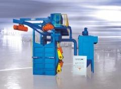 Q37系列双钩式抛丸清理机