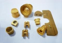 精石铜基粉末冶金含油轴承