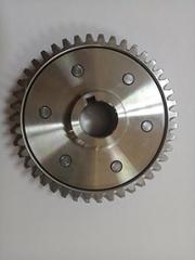 精石粉末冶金摩托车平衡从动齿轮