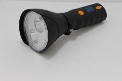 多功能防爆防水充电工作灯手持式LED磁力手电筒带电量显示JW7400