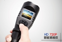 GAD216B带显示屏防爆摄像手电筒1200万像素高清摄像电筒