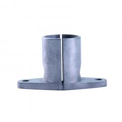 D28-固定底座(铝型材配件)工业铝型材框架型材铝合金方管