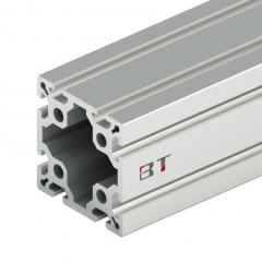铝合金型材100*100铝型材铝合金方管铝管欧标重型工业框架铝型材