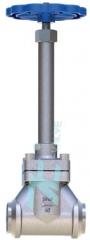 【超强品质超优价格】DJ-A低温长轴对焊截止阀 TC首龙品牌
