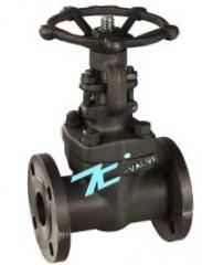 首龙品牌批发供应 锻钢法兰闸阀 Z41Y高压锻钢闸阀