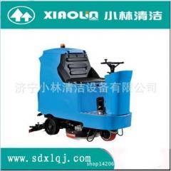 济宁小林生产电动驾驶式洗地车环卫清洗车自动清洗机厂家