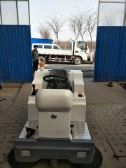 山东小林清洁XLS-1500环卫物业专用电动扫地车