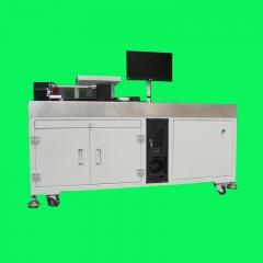 厂家定制 滚轴自动镭射测量仪 滚轴雷射检测机