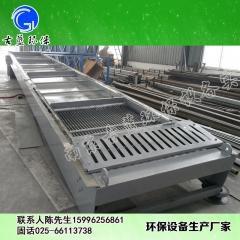 厂家定制耙式机械格栅 雨水格栅 泵站格栅 水库格栅 100%满意