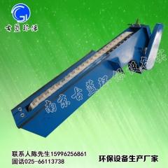 GSHZ-500回转式格栅除污机 格栅捞渣机 犁形齿耙格栅 机械格栅