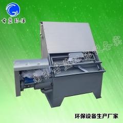 广东震动式动物粪便固液分离机 猪粪脱水机 震动加螺旋挤压式