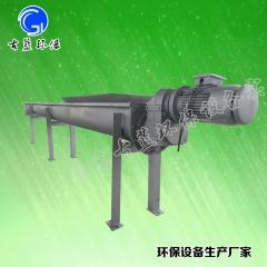 江苏厂家直供WLS无轴旋转输送机 无人值守 半流体物料输送机