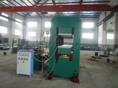 框式高效节能输送带止水带硫化机_框式止水带硫化机厂家