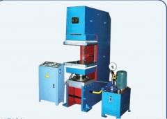 鄂式接头硫化机_输送带小型接头硫化机