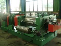 XKJ-480再生胶专用橡胶精炼机_高效率去杂质橡胶精炼机