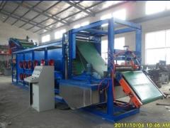 RSL-900胶片冷却线_青岛鑫城胶片冷却线厂家_挂杆式胶片冷却线