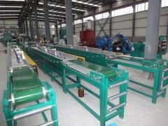 青岛鑫城直销内胎挤出冷却线_内胎冷却线生产厂家