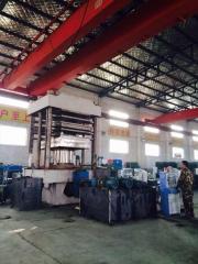 车间现货1350T大吨位发泡机_EVA爬爬垫发泡机制造厂家