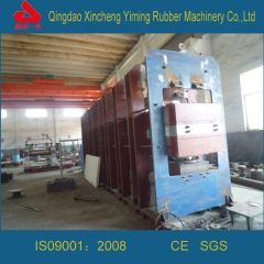 厂家非标订制输送带硫化机_3000T输送带硫化机_6米输送带硫化机
