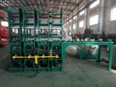 厂家订制各种框式平板硫化机_带推拉框式硫化机_继电器控制框式硫化机