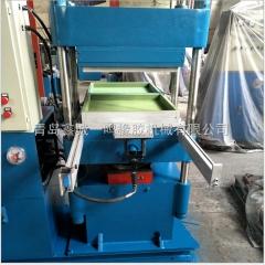 厂家直销50吨彩色橡胶地砖硫化机制造厂家
