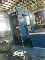 供应鑫城3200T框式平板硫化机_非标大吨位自动推拉框式平板硫化机厂家