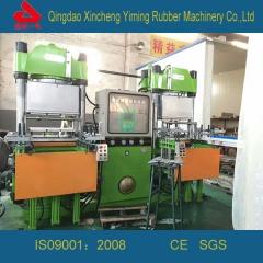 供应鑫城200T高行程抽真空硫化机_200吨高精度抽真空硫化机