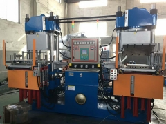 青岛鑫城250吨抽真空硫化机_全自动250吨抽真空硫化机_出口250吨真空硫化机
