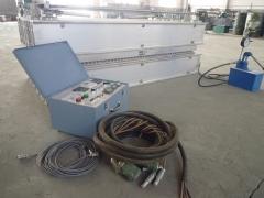 供应鑫城胶带硫化接头机_输送带硫化接头机_拆装方便输送带硫化机