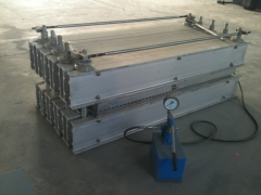 供应鑫城输送带硫化机_自动打压胶带硫化接头机_快速冷却胶带硫化机