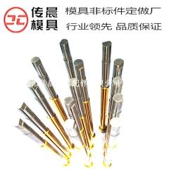 来图非标件司筒司筒针加工定制顶针