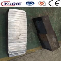 高精度加工板牙体 VMC850加工非标件板牙体