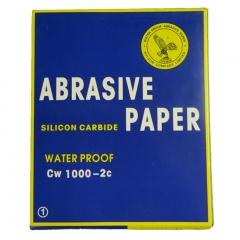鹰牌水砂 60# 黄色 鹰牌 否 否 碳化硅防水砂纸